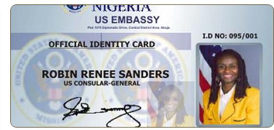 FAKE ID of Dr SANDERS-Beware!